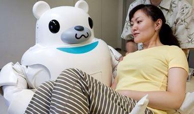 robots sociales japoneses