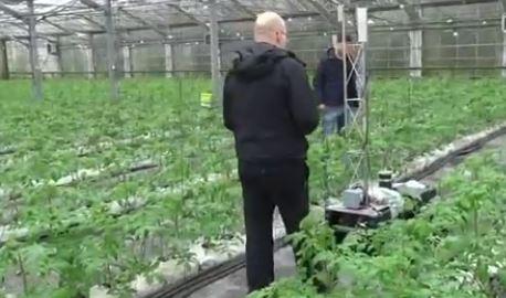 Una empresa de robótica gipuzkoana participa en un robot agrícola