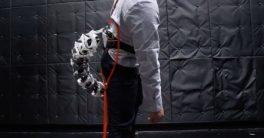 Arque, la cola robótica que amplifica la agilidad