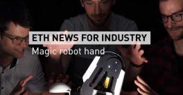 El Gripper robótico que podría revolucionar el sector de la relojería