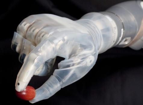 Luke Arm, la extremidad robótica que ayuda a personas mutilada