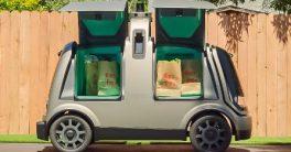 California aprueba dar permisos a vehículos sin pasajeros para servicio de reparto