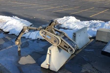 Centaur, el nuevo robot de la armada